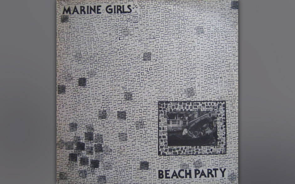 44. Marine Girls - Beach Party