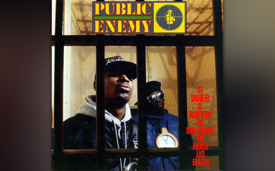 43. Public Enemy - It Takes a Nation of Millions to Hold Us Back