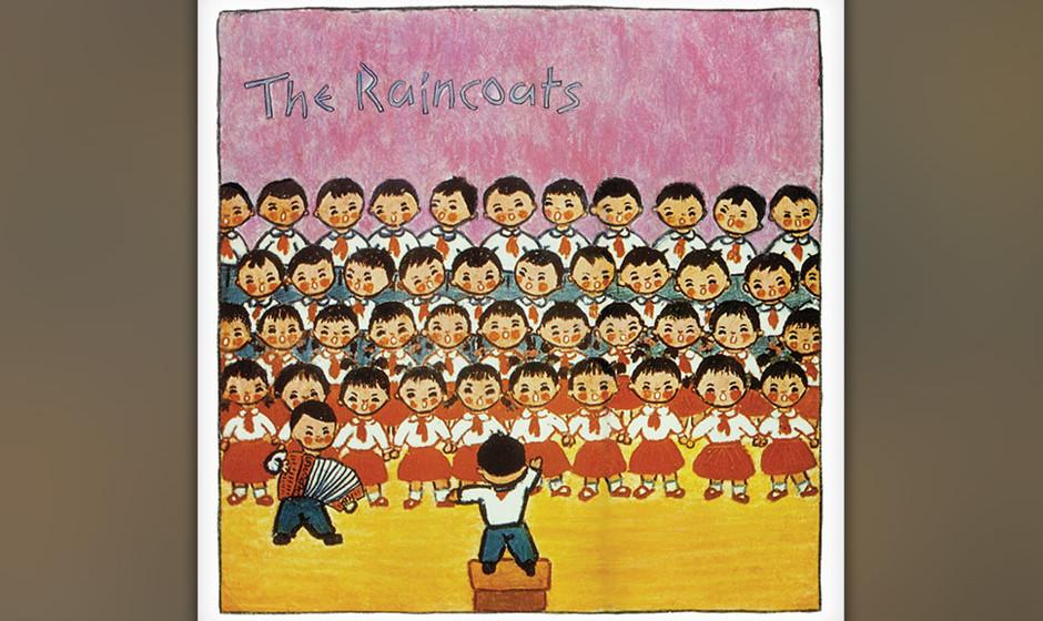 21. The Raincoats - The Raincoats