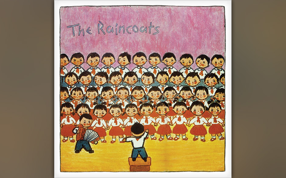 21. The Raincoats - The Raincoats