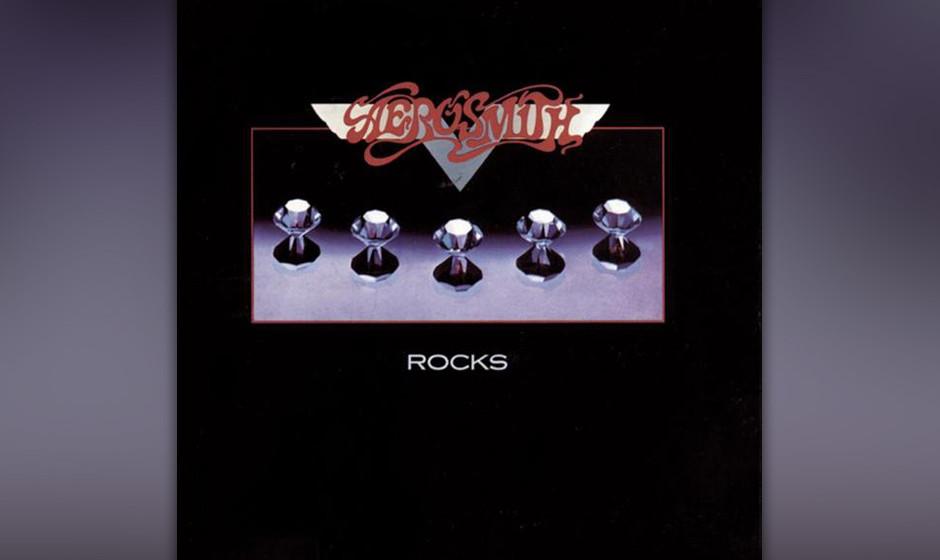 23. Aerosmith - Rocks