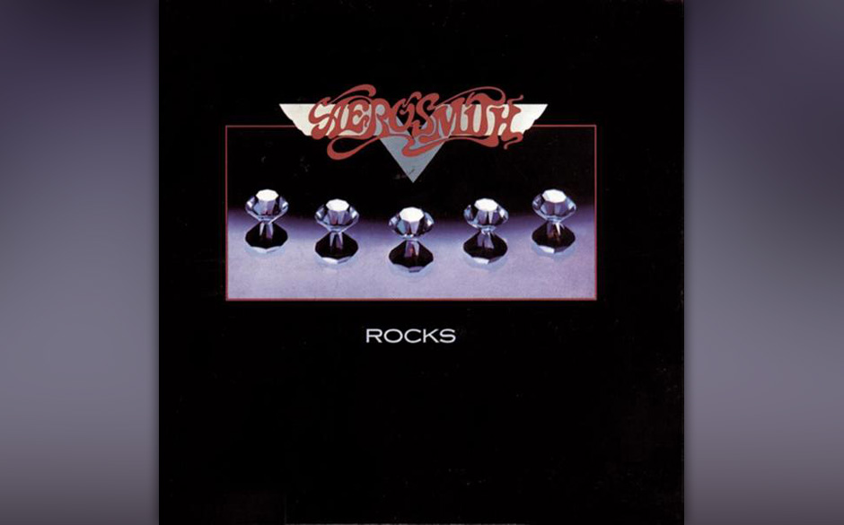23. Aerosmith - Rocks