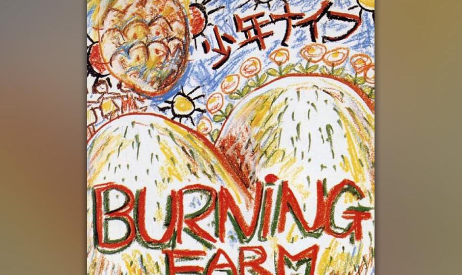 26. Shonen Knife - Burning Farm