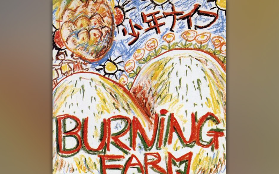 26. Shonen Knife - Burning Farm