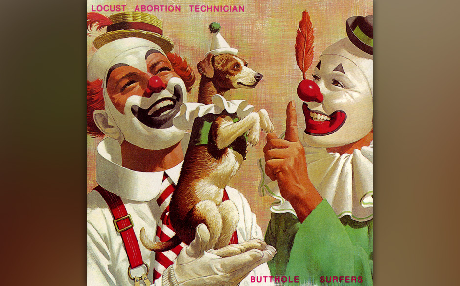 39. Butthole Surfers - Locust Abortion Technician
