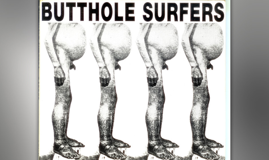 10. Butthole Surfers - Pee Pee the Sailor