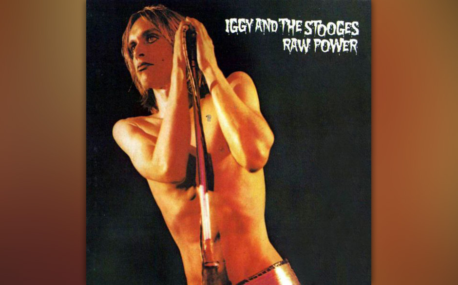 1. Iggy & the Stooges - Raw Power