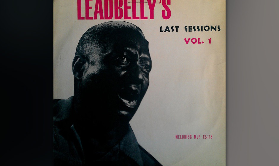 33. Leadbelly - Leadbelly's Last Sessions Volume One