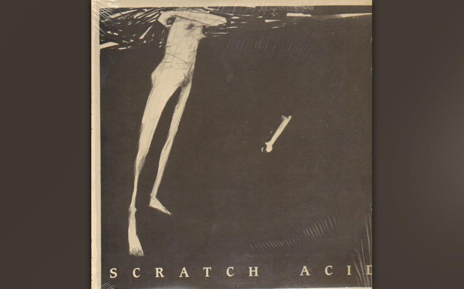 8. Scratch Acid - Scratch Acid