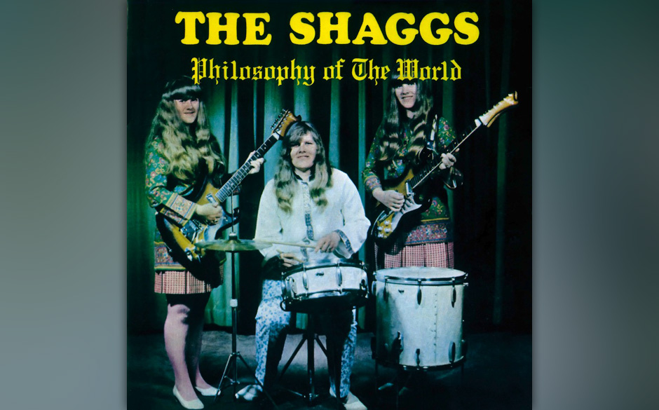 5. The Shaggs - Philosophy of the World