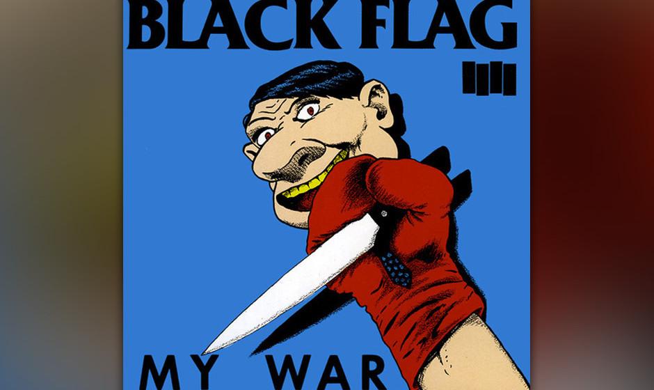 11. Black Flag - My War