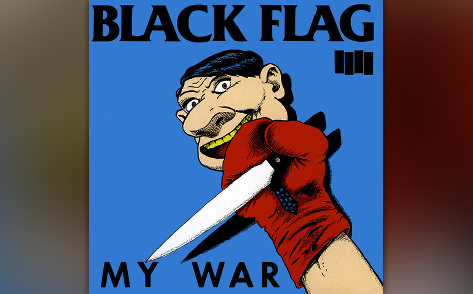 11. Black Flag - My War