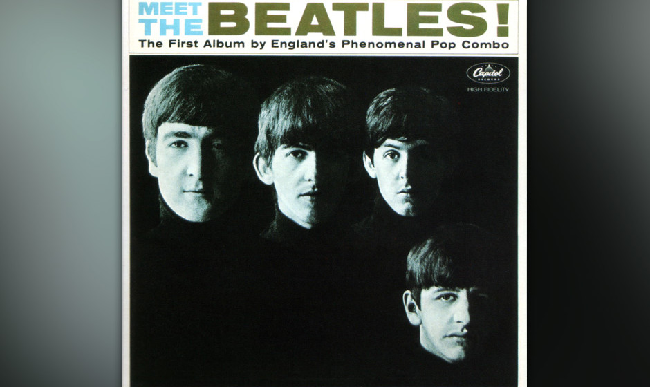 37. The Beatles - Meet the Beatles!