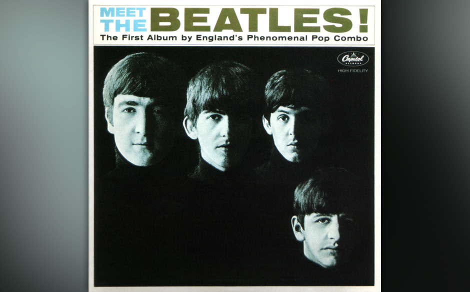 37. The Beatles - Meet the Beatles!