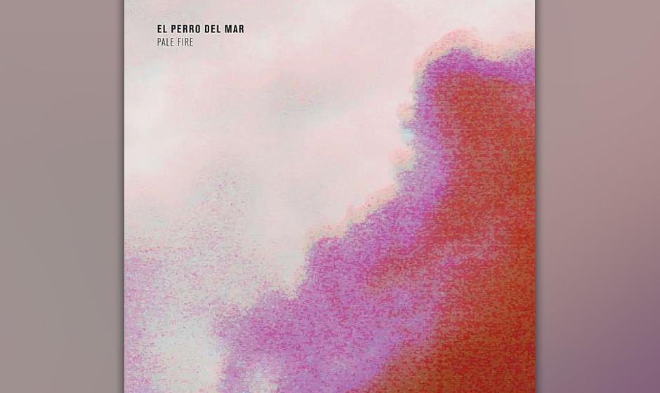 Platz 8 (Schnitt: 2,9 Sterne): El Perro Del Mar - Pale Fire: Die schüchterne Schwedin tendiert jetzt zum Elektro-Pop und bl�