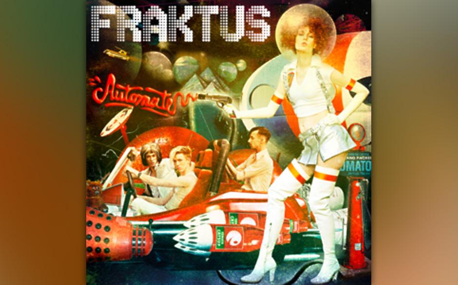 Platz 5 (Schnitt: 3,5 Sterne): Fraktus - Millenium Edition: Die Geburt einer Techno-Legende. Oder: wie der Fake unsere Wahrne