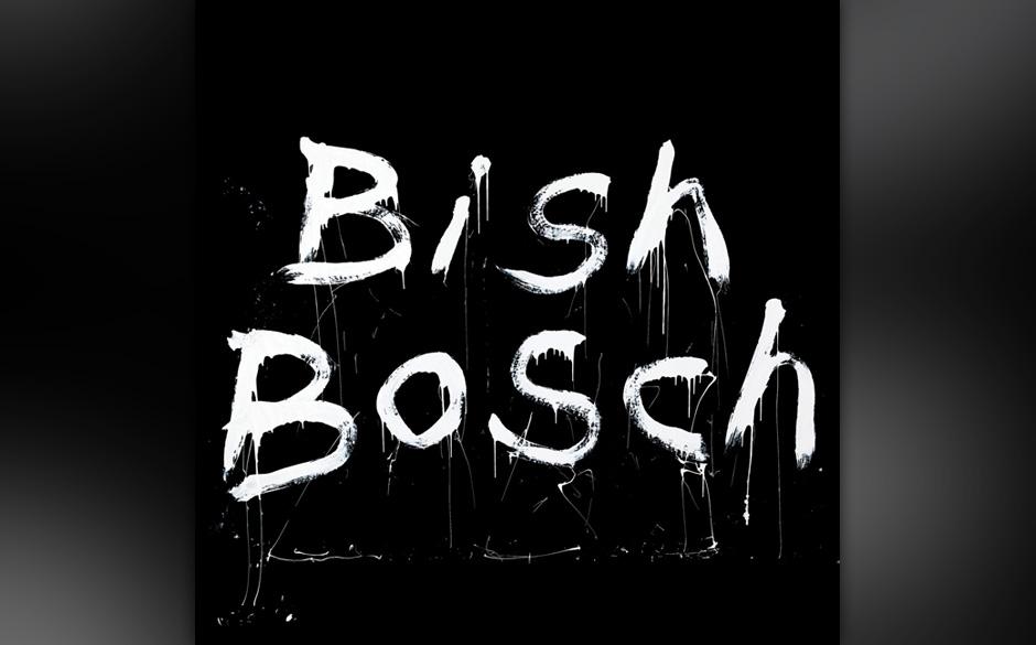 Platz 7 (Schnitt: 3,1 Sterne): Scott Walker - Bish Bosh: Musikalische Zerreißproben mit dem Gestus eines schwer dechiffrierb