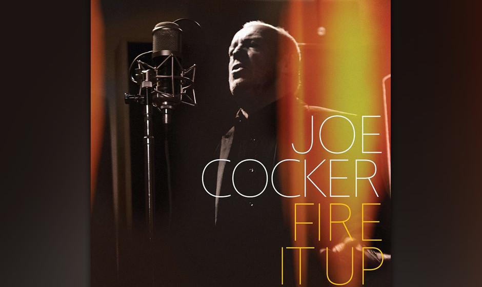 Cocker 'Joe Fire It Up'
