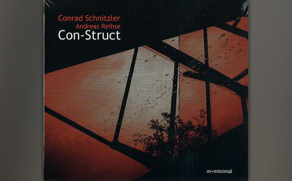 Conrad Schnitzler / Andreas Reihse - Con-Struct
