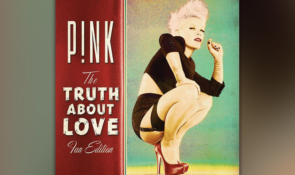 Pink - The Truth About Love (Fan Edition)