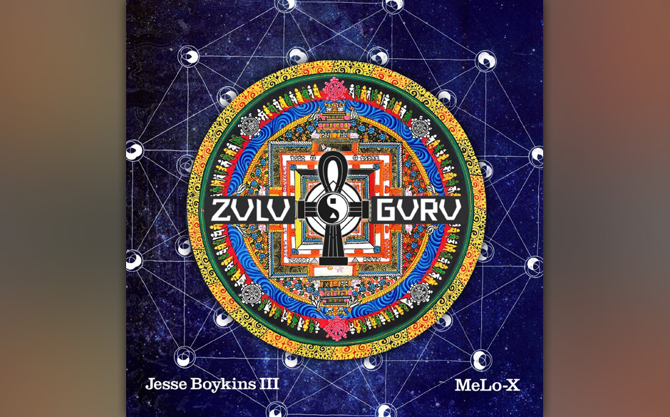 Jesse Boykins III  & MeLo-X Zulu Guru
