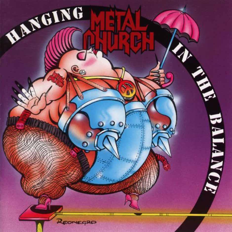 Zum Jubiläum: Büstenhalter auf Rock- und Metal-Covern