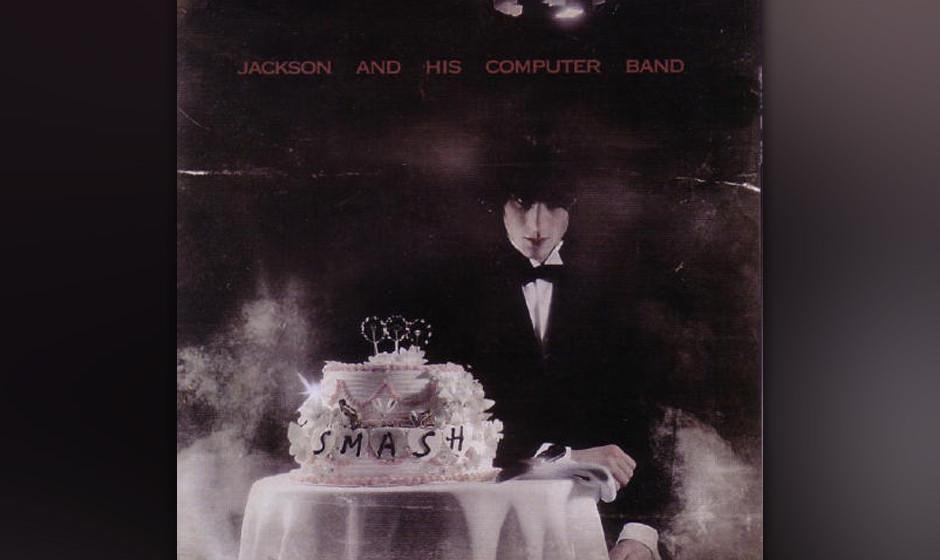 Xavier de Rosnay über Jackson & His Computer Band 'Smash': '(...) Der Typ entwickelte fast im Alleingang, was man dann den '