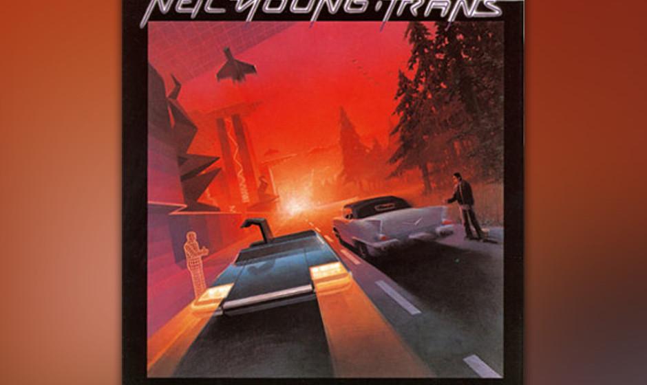 Gaspard Augé (Justice) über Neil Young 'Trans': 'Stammt von 1982 und ist wahrscheinlich das Album, das Neil-Young-Fans am m
