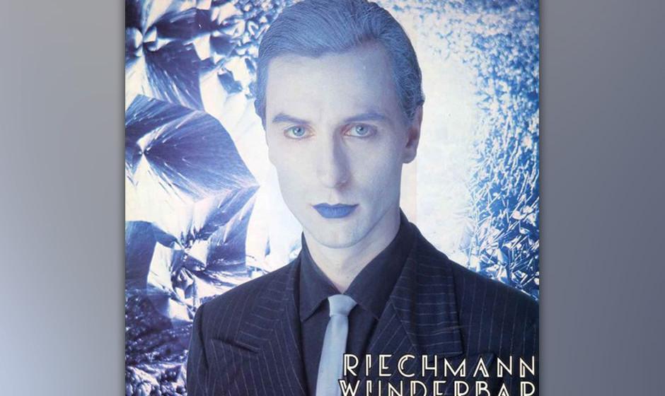 Steev Livingstone (Errors) über Wolfgang Richmann 'Wunderbar': 'Das Album hat einen deprimierenden Ausklang, der umso ominö