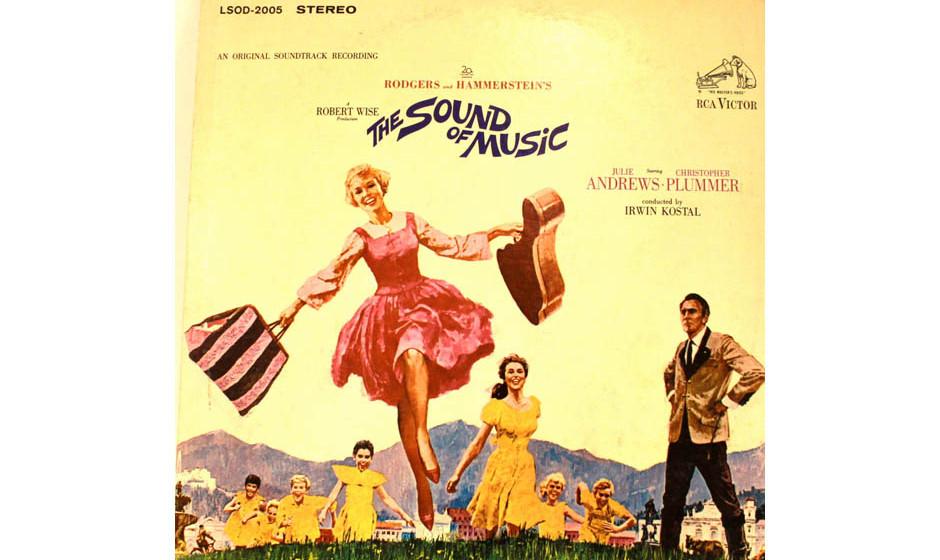 Zu Rodgers bekanntesten Arbeiten als Komponist (gemeinsam mit Oscar Hammerstein II) zählen 'The Sound of Music' und 'The Kin