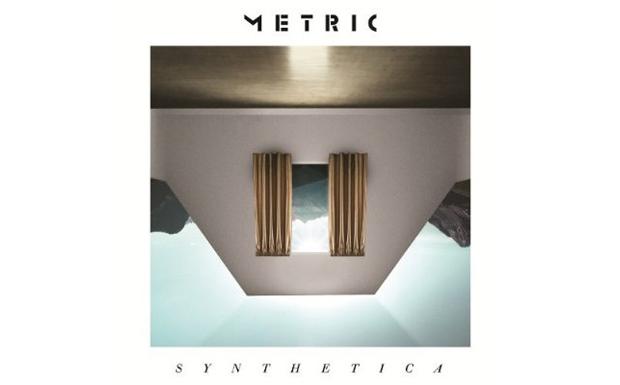 Metric - 'Synthetica': Das fünfte Album der Kanadier. Vom Indie-Pop zum ätherischem Pop-Pop.