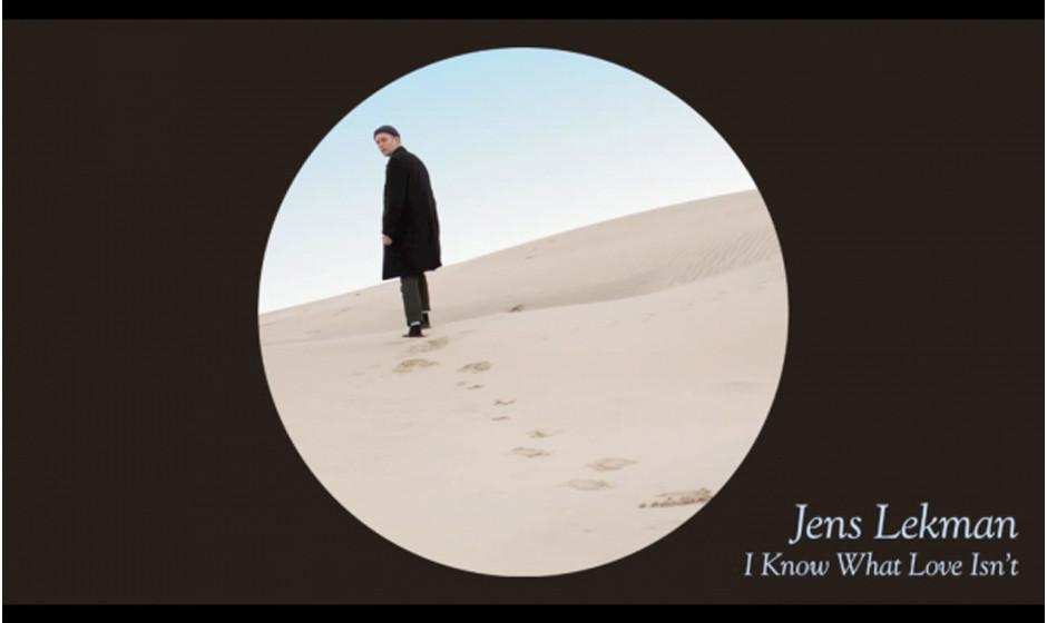 Jens Lekman –I Know What Love Isn't. Ein gebrochenes Herz hat den Singer/Songwriter zu neun neuen Pop-Perlen inspiriert.