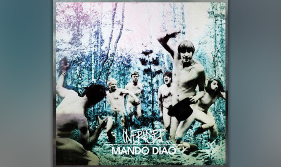 Mando Diao - Infruset: Schwedische Indie-Rocker vertonen den schwedischen Nationaldichter Gustaf Fröding.
