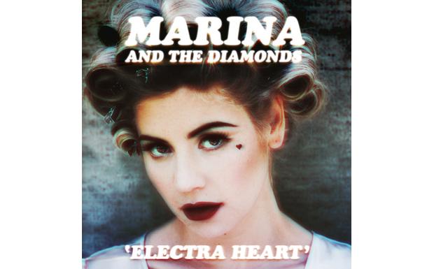'Electra Heart' von Marina & The Diamonds erscheint am 25.5.