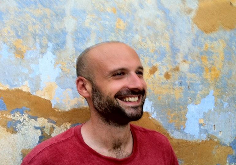 3. Platz. Diabolisches Lachen? Sassan Niasseri ist der dritthärteste Kritiker des Musikexpress (Schnitt: 3,28 Sterne)