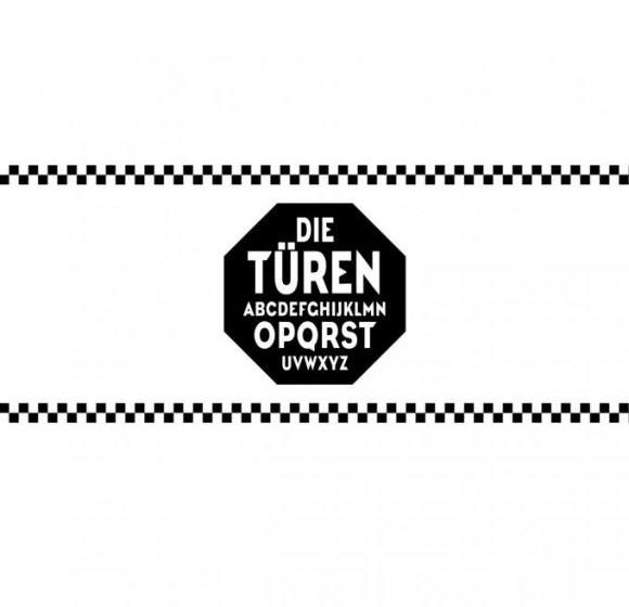 Die Türen 'Pop ist tot' aus dem Album ABCDEFGHIJKLMNOPQRSTUVWXYZ