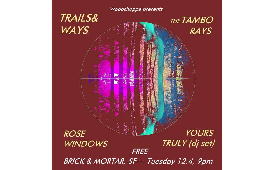 Platz 34: Trails and Ways