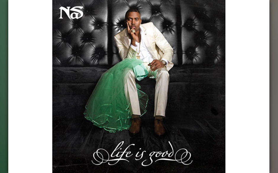 ... und der Gewinner der ME-Jury in der Kategorie 'Best Rap Album': Nas — Life Is Good