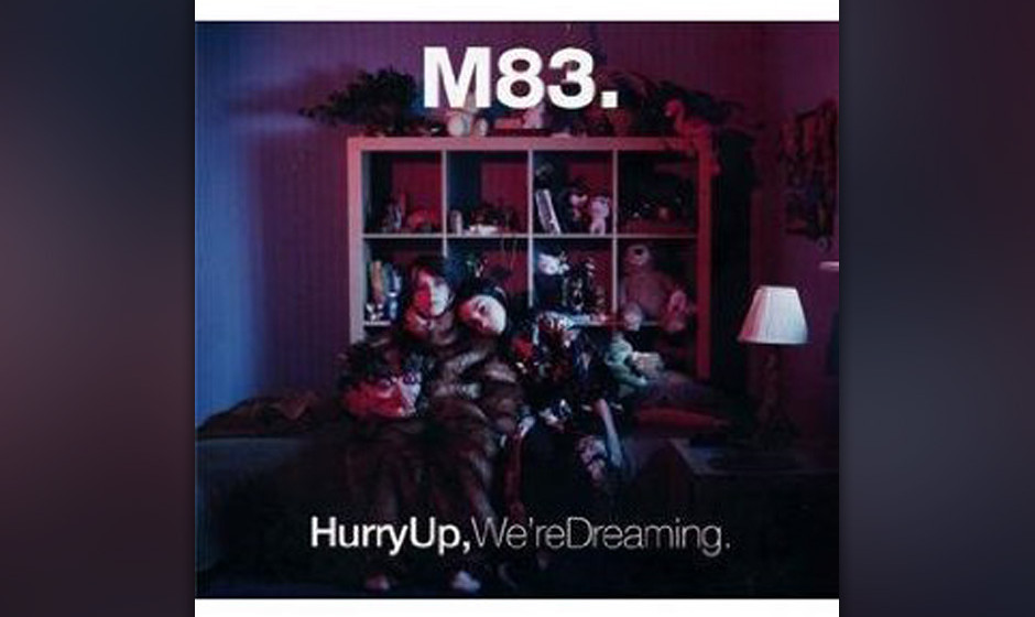 Nominiert in der Kategorie 'Best Alternative Music Album': 'Best Alternative Music Album': M83 — Hurry Up, We're Dreaming