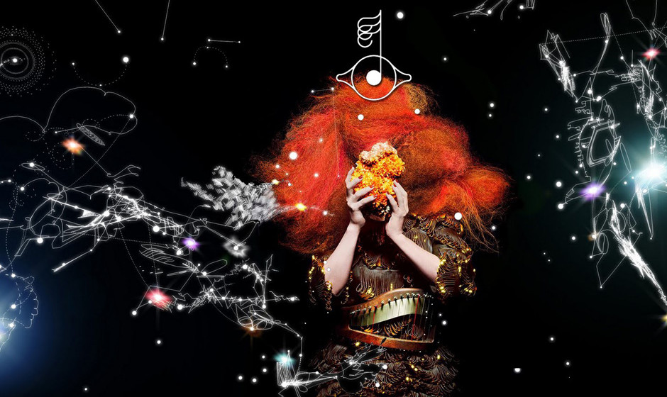 Nominiert in der Kategorie 'Best Alternative Music Album': Björk - 'Biophilia'