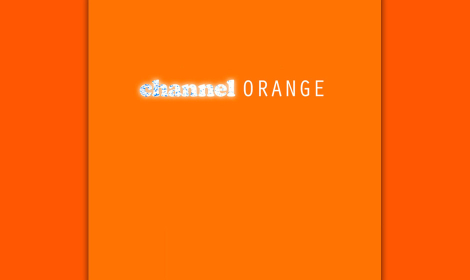 ... und der Gewinner der ME-Jury in  der Kategorie 'Album of the Year': Frank Ocean - Channel Orange