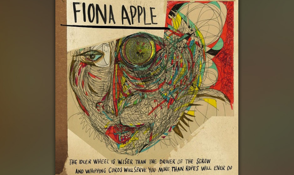 Nominiert in der Kategorie 'Best Alternative Music Album': Fiona Apple — The Idler Wheel Is Wiser Than the Driver of the Sc