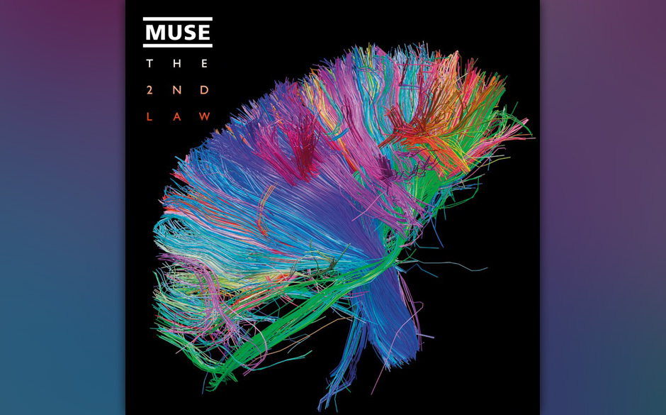 Nominiert für die Kategorie 'Best Rock Album': Muse — The 2nd Law