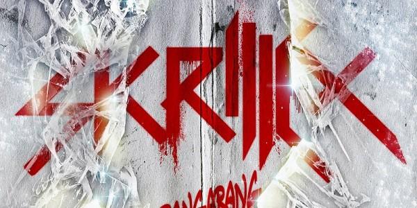 Nominiert in der Kategorie 'Best Dance/Electronica Album': Skrillex — 'Bangarang'