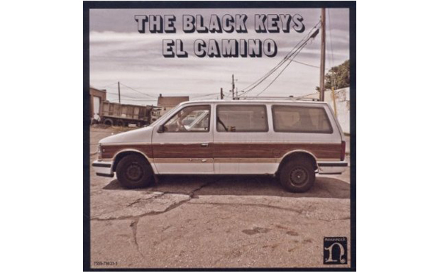 Nominiert für die Kategorie 'Best Rock Album'; The Black Keys - 'El Camino'