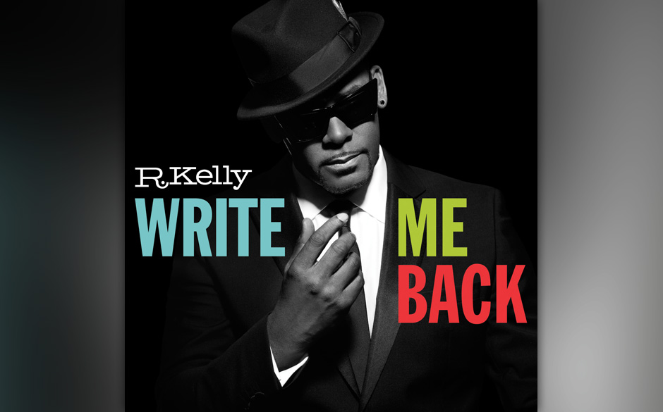 Nominiert in der Kategorie  'Best R&B Album': R. Kelly — Write Me Back