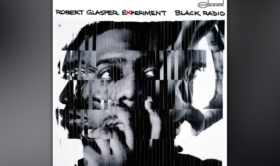 ... und der Gewinner der ME-Jury in der Kategorie  'Best R&B Album': Robert Glasper Experiment — Black Radio