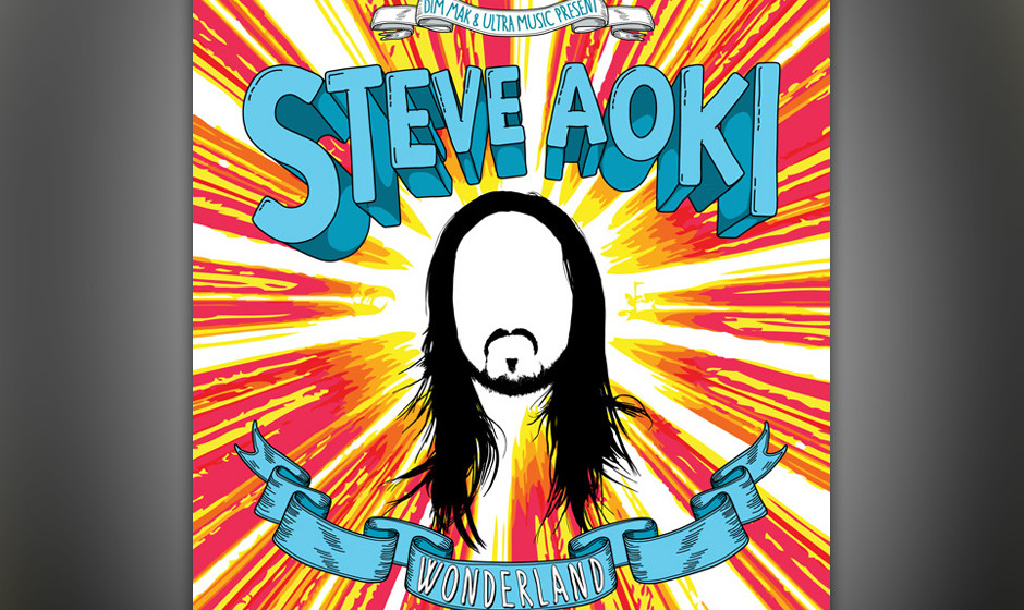 Nominiert in der Kategorie 'Best Dance/Electronica Album': Steve Aoki - Wonderland