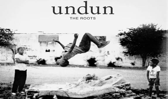Nominiert in der  Kategorie 'Best Rap Album': The Roots — Undun