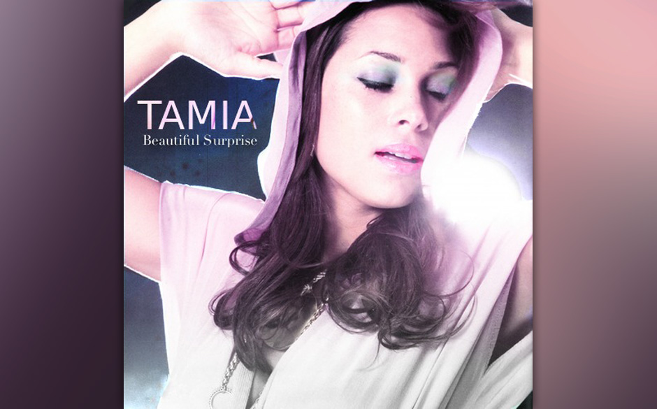 Nominiert in der Kategorie  'Best R&B Album': Tamia — Beautiful Surprise